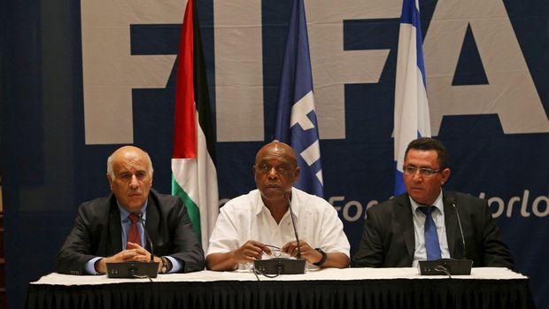CAS Tolak Banding Presiden Asosiasi Palestina Soal Messi
