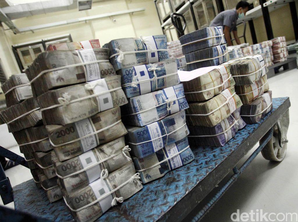 Selama 6 Bulan, Pemerintah Sudah Tarik Utang Rp 421 T
