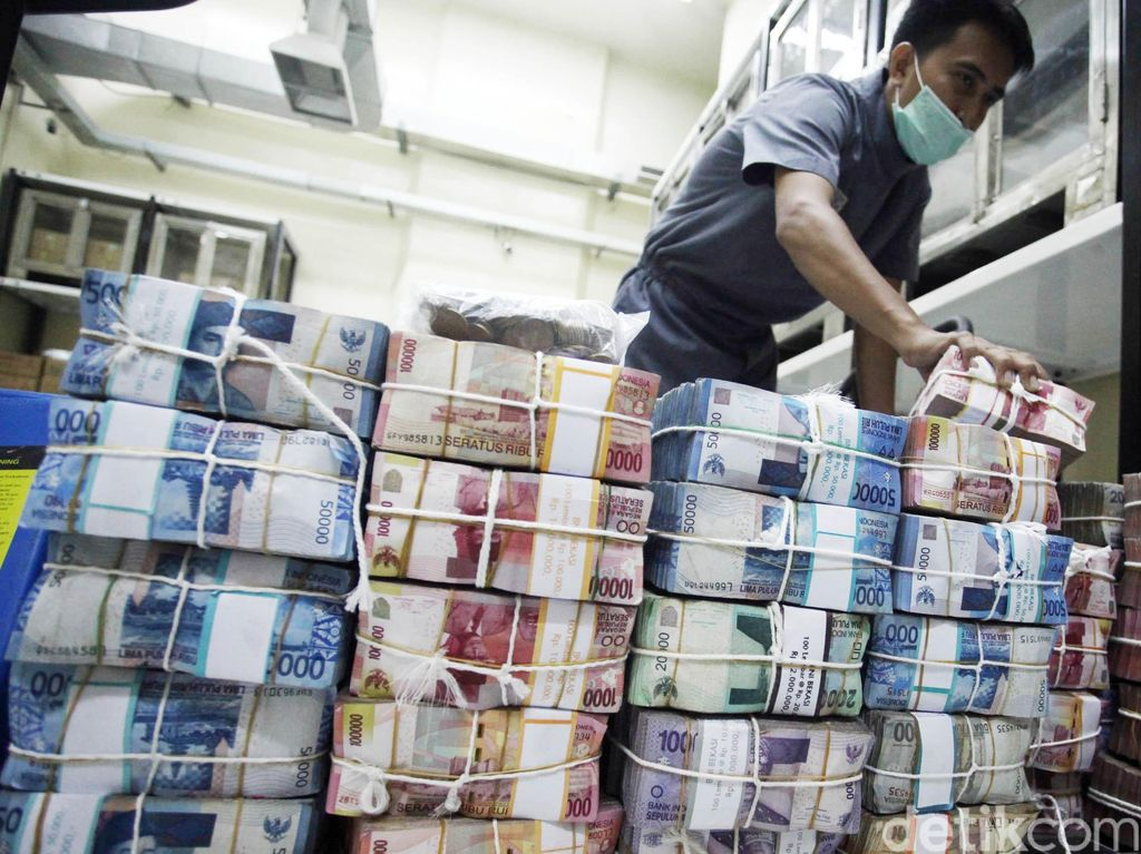 Utang Pemerintah Naik Jadi Rp 4.680 Triliun