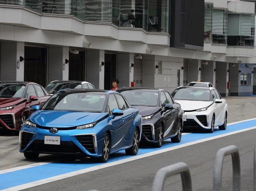 Musuh Toyota Bukan Mobil China atau Eropa Tapi Perusahaan Ini