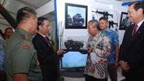 Presiden Jokowi Dukung Badak Perkuat Alutsista TNI