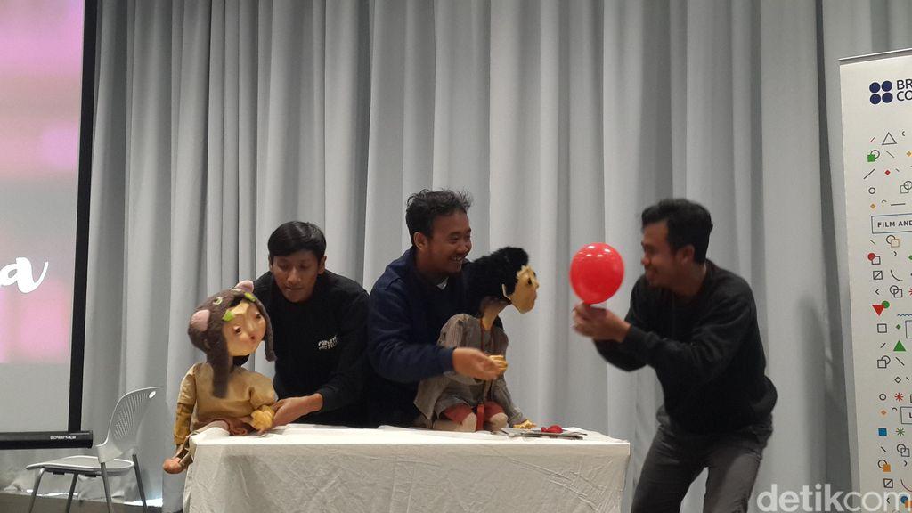 Papermoon Puppet Theatre, Berjuang Hidupkan Teater Boneka ke Mancanegara