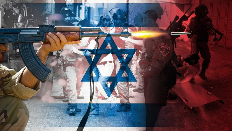 Pasukan Israel Tembak Mati Remaja Palestina di Tepi Barat