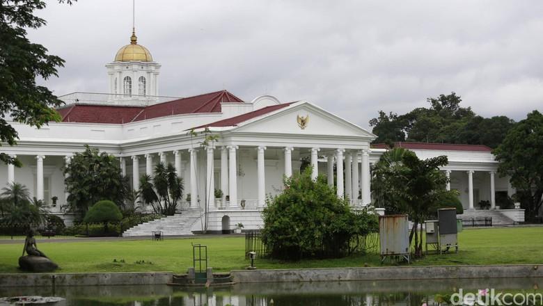 Ingin Temui Jokowi, Seorang Polisi Coba Terobos Pagar Istana Bogor