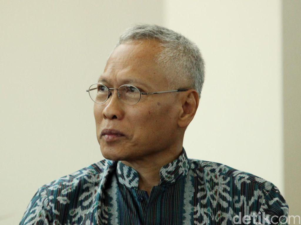 Gonjang-ganjing KY, Eks Ketua Minta Dibentuk Majelis Etik