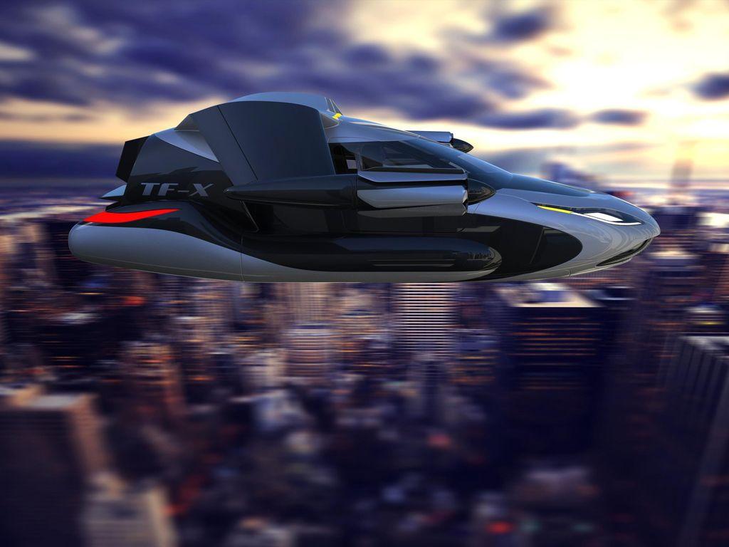 Wah, Importir Ini Tertarik Datangkan Mobil Terbang ke Indonesia