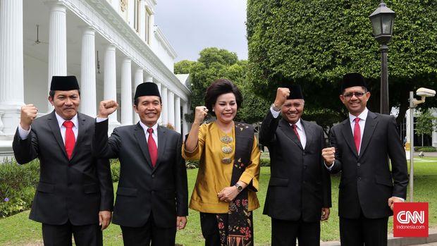 Jokowi Kantongi Daftar Nama Pansel KPK, Dibentuk Pekan Ini
