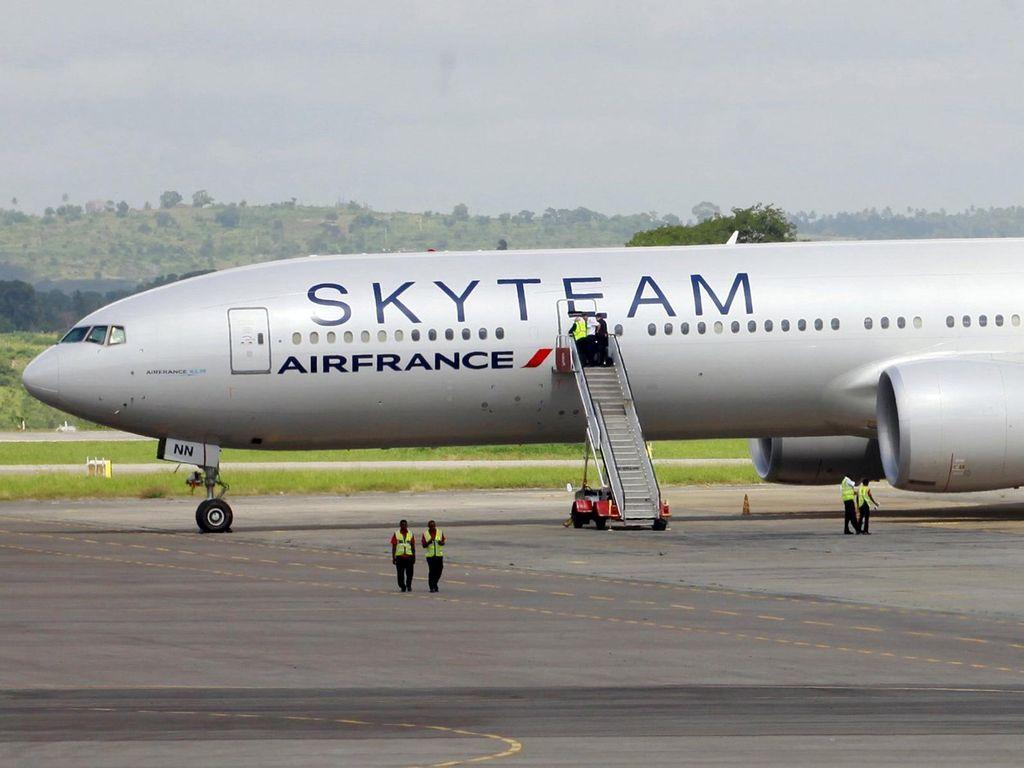Maskapai Ini Bakal Sediakan Internet via LiFi di Pesawat