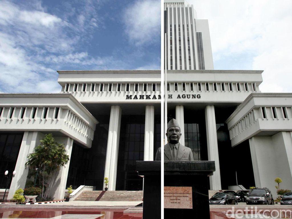 Setelah Dicopot, Sanksi Eks Ketua PN Cibinong dkk Otoritas MA
