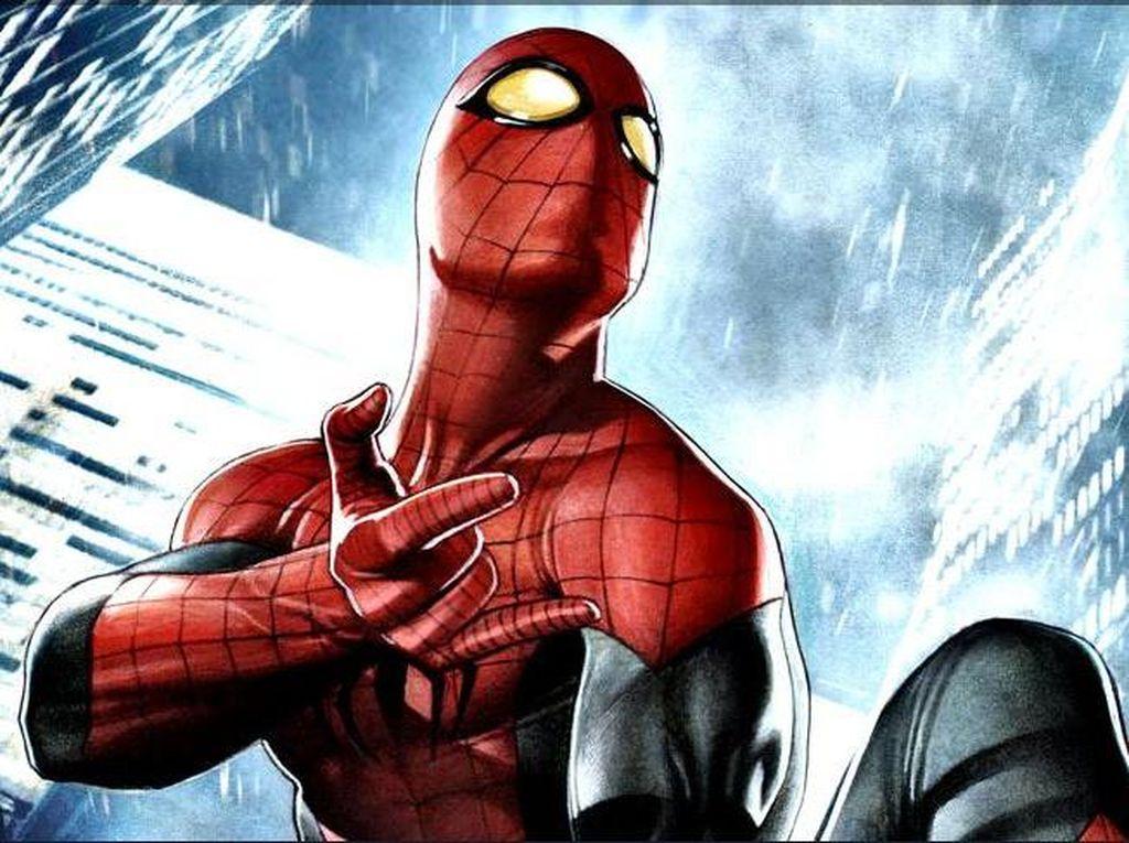 Marvel Siapkan Film Spider-Man Sebelum Cabut dari MCU