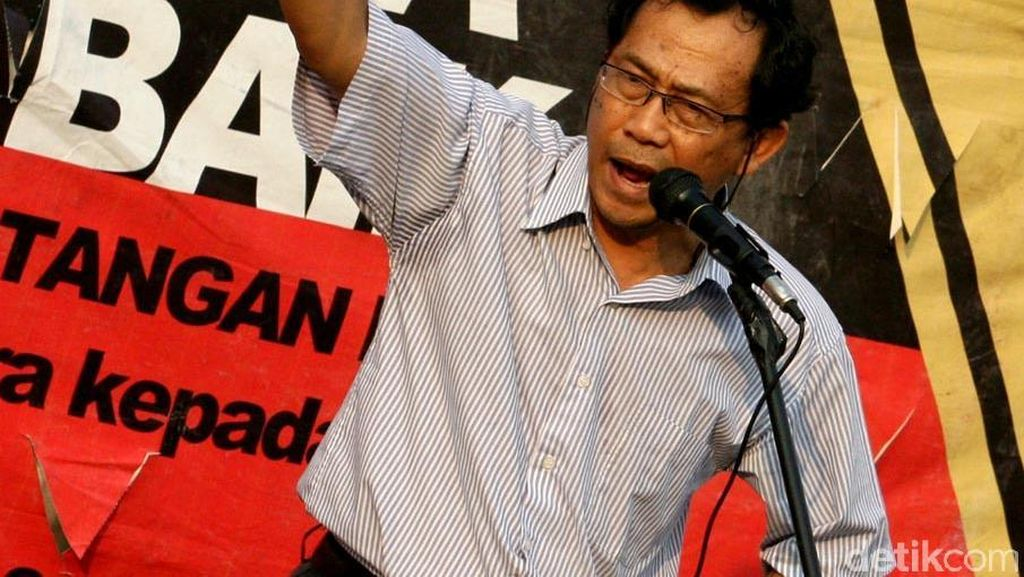 Kata Pengacara Sri Bintang soal Surat Permintaan Cabut Mandat Jokowi