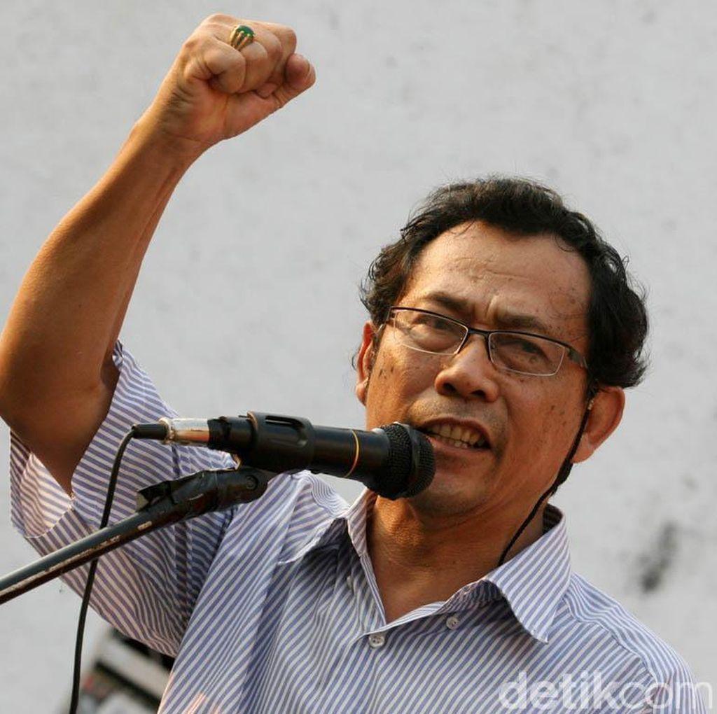 Polisi Telisik Pendana dalam Kasus Dugaan Makar Sri Bintang Pamungkas Cs