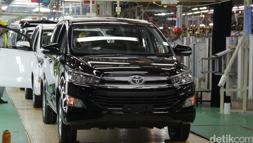 Toyota India Siapkan Innova dan Fortuner Hybrid