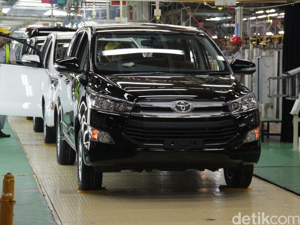 Masalah Pengereman, Toyota Recall Innova dan Fortuner