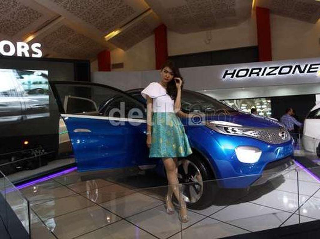 Produsen Mobil India Ingin Lebih Dikenal
