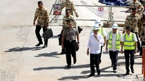 Jokowi Resmikan Pembangunan Bendungan Rotiklot di NTT