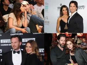 10 Pernikahan Selebriti Dunia Paling Hot di 2015