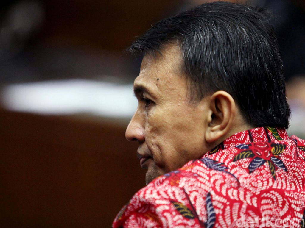 Lagi, 8 Eks Anggota DPRD Sumut Didakwa Terima Suap Ketok Palu dari Gatot
