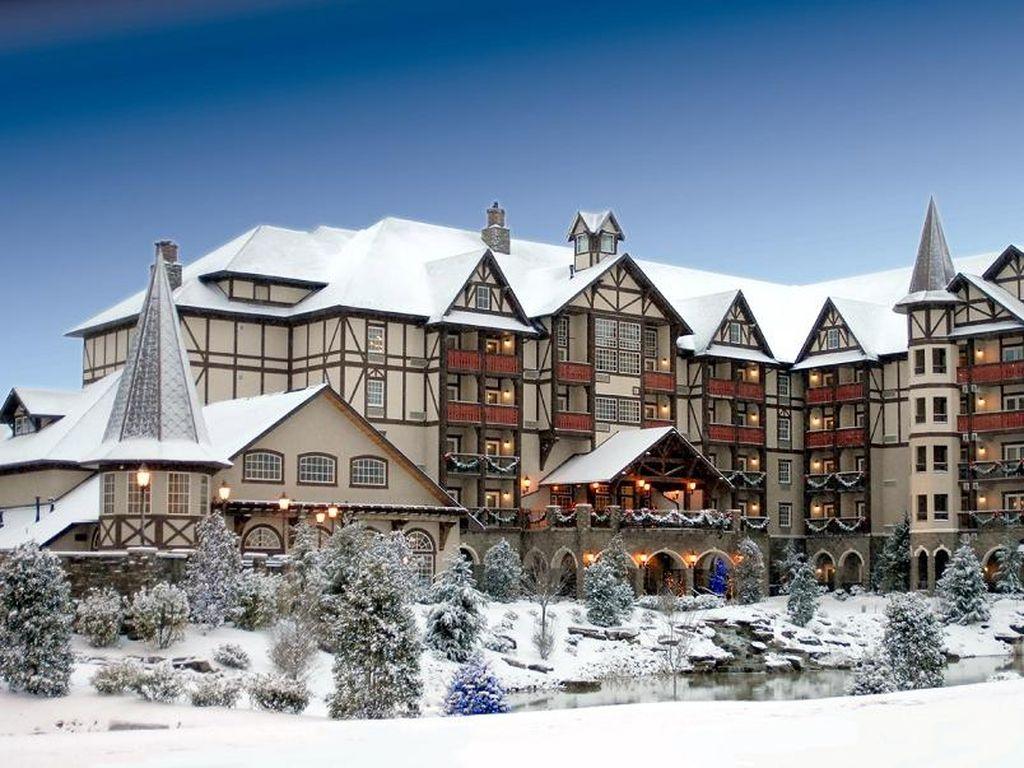 4 Hotel dengan Tema Natal Sepanjang Tahun