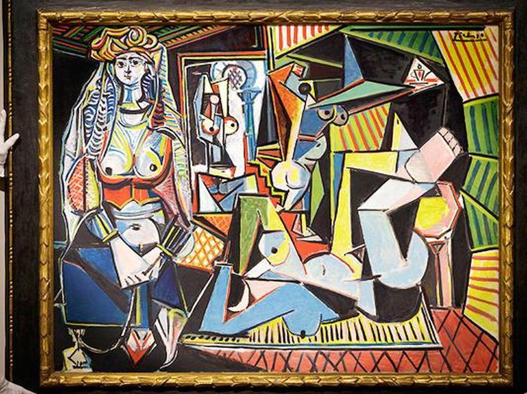 Simpan Lukisan Picasso di Garasi Puluhan Tahun, Pria Tua Ini Dihukum Penjara