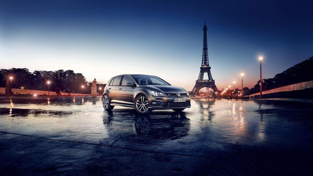Mobil Spesial VW untuk Piala Eropa 2016