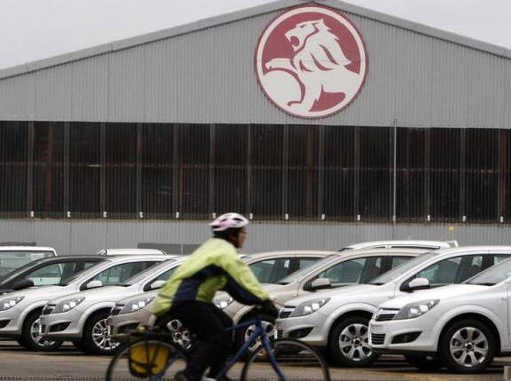 Lonceng Kematian Pabrikan Mobil Australia
