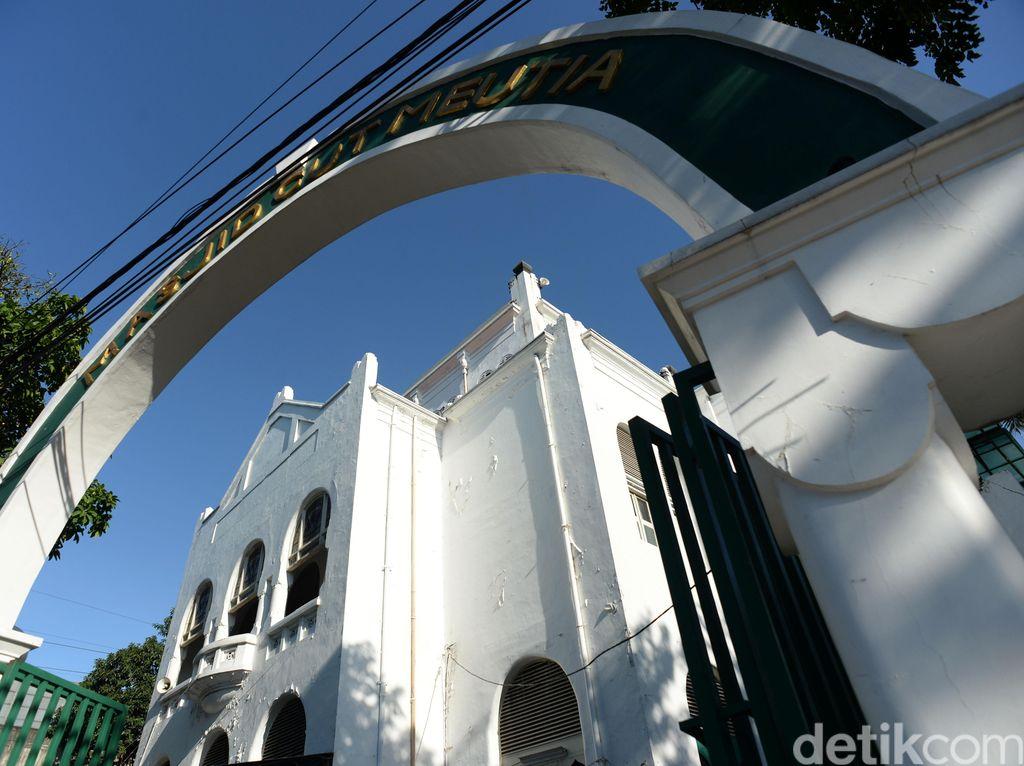 Sarat Sejarah, 4 Masjid di Jakarta Ini Bikin Hati Adem
