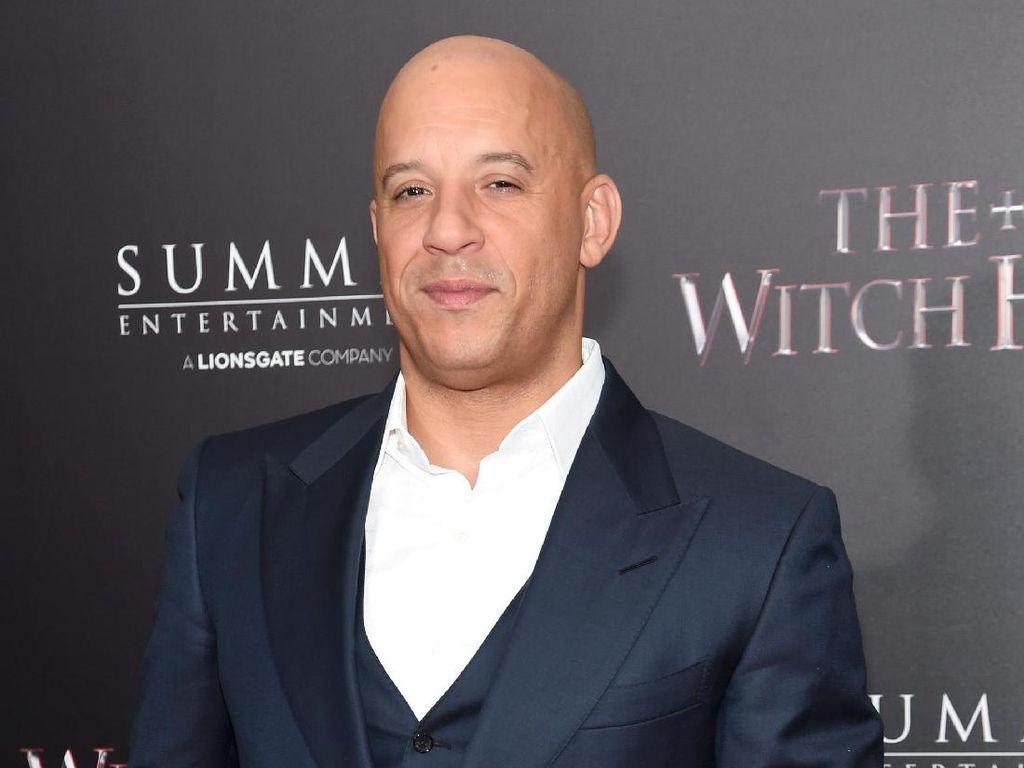 Peran Tentara Lagi untuk Vin Diesel di Bloodshot, Apa yang Beda?