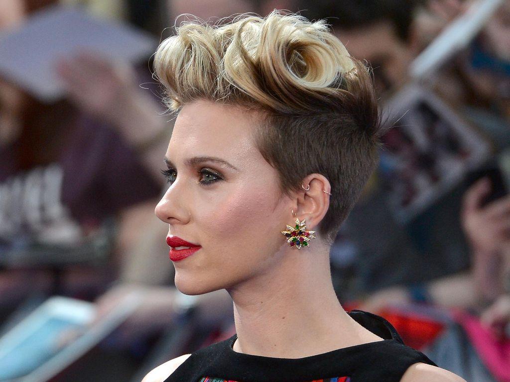 Scarlett Johansson Buka-bukaan soal Kisah Asmaranya
