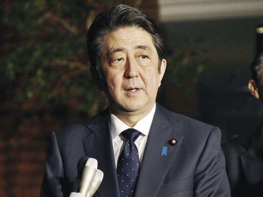 PM Jepang Sepakat Kerja Sama dengan Trump dan Putin soal Korea Utara