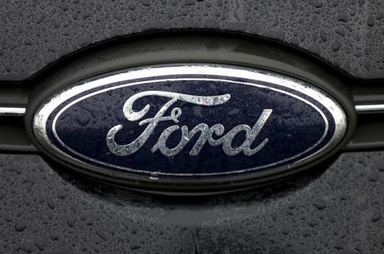 Ford, salah satu mobil Amerika yang sempat meramaikan pasar Indonesia sebelum menghentikan penjualannya. Foto: Francois Lenoir/Reuters