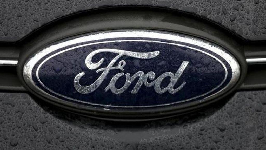 Lahan Bekas Pabrik Ford Berubah Menjadi Seperti Pemakaman