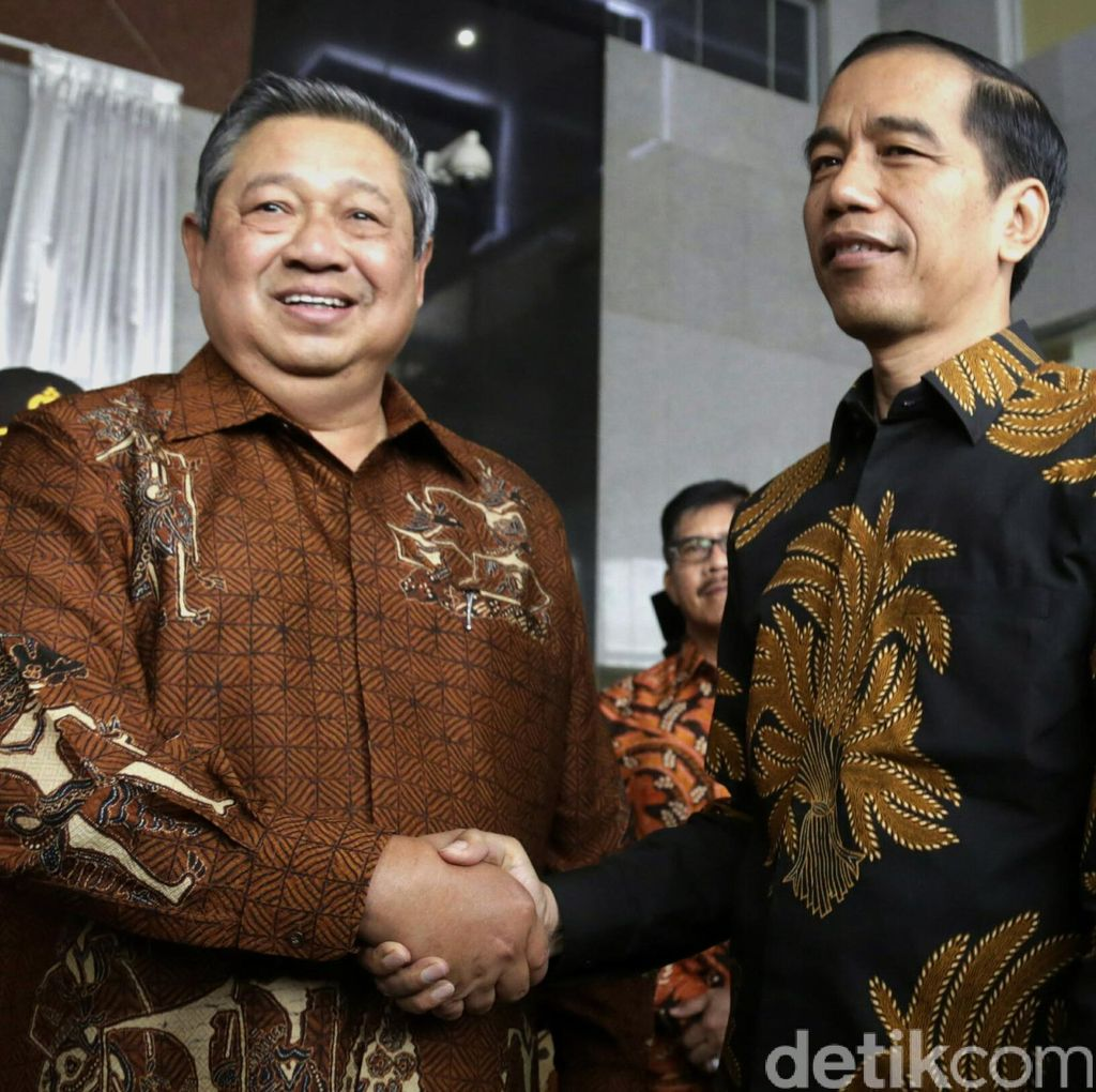 Belum Diundang Jokowi ke Istana, PD: Mungkin Belum Waktunya