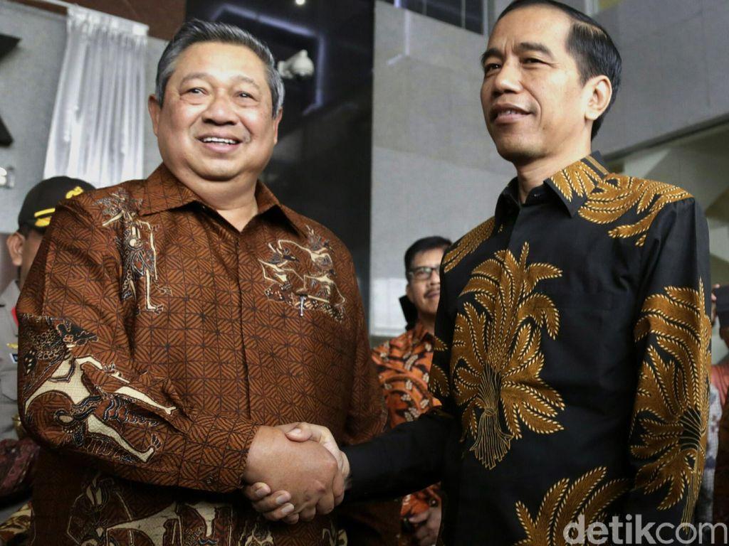 Ada Kader Minta SBY Jauhi Jokowi, PD: Peluang Koalisi Masih Cair