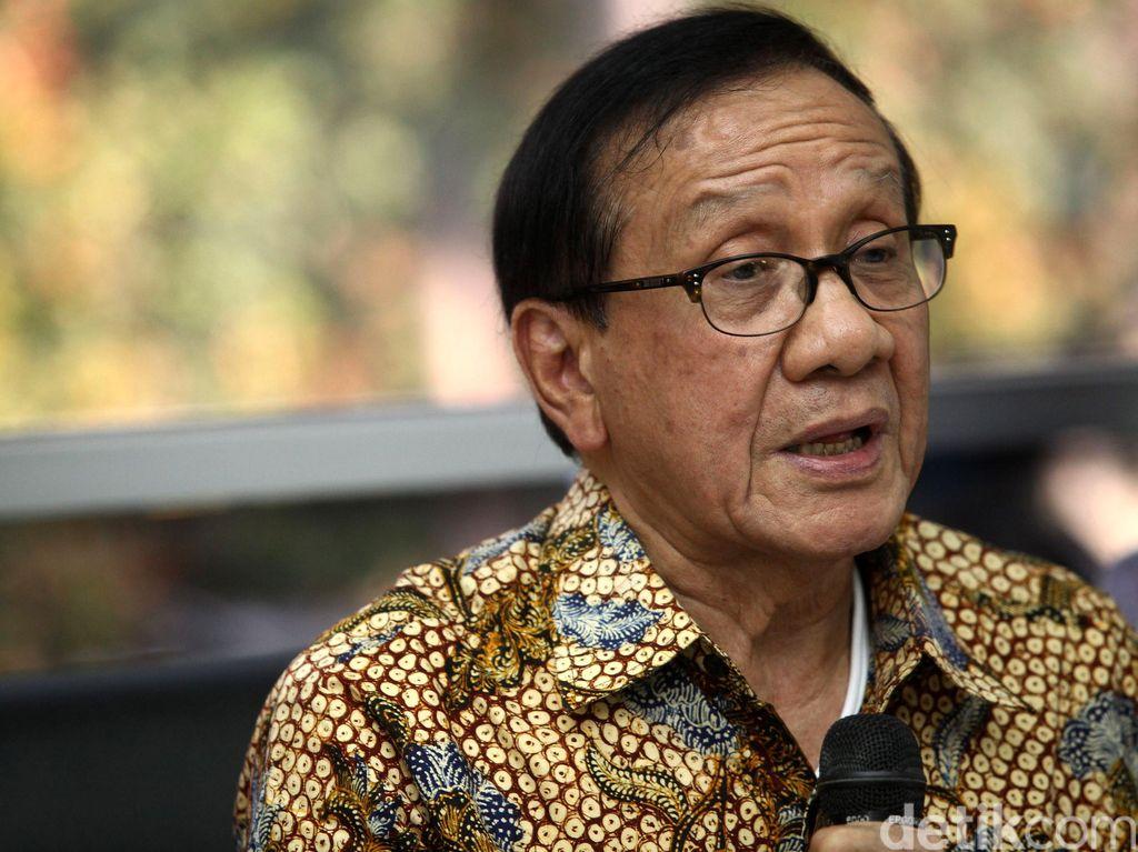 Akbar Tandjung Ingin Golkar Ulang Kemenangan 20 Tahun Lalu di 2024