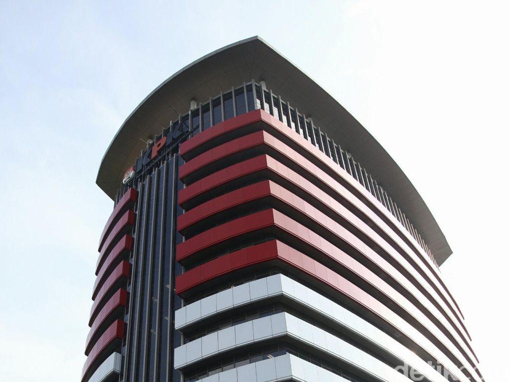 KPK Tahan Tersangka Kasus Suap di Pegaf Papua dan Lampung Tengah