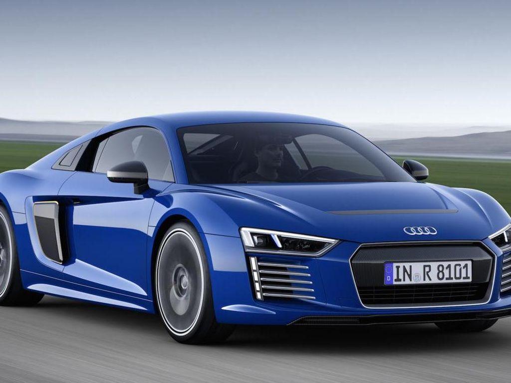 Bangun R8 e-tron, Audi Habiskan Waktu Hingga 1 Tahun