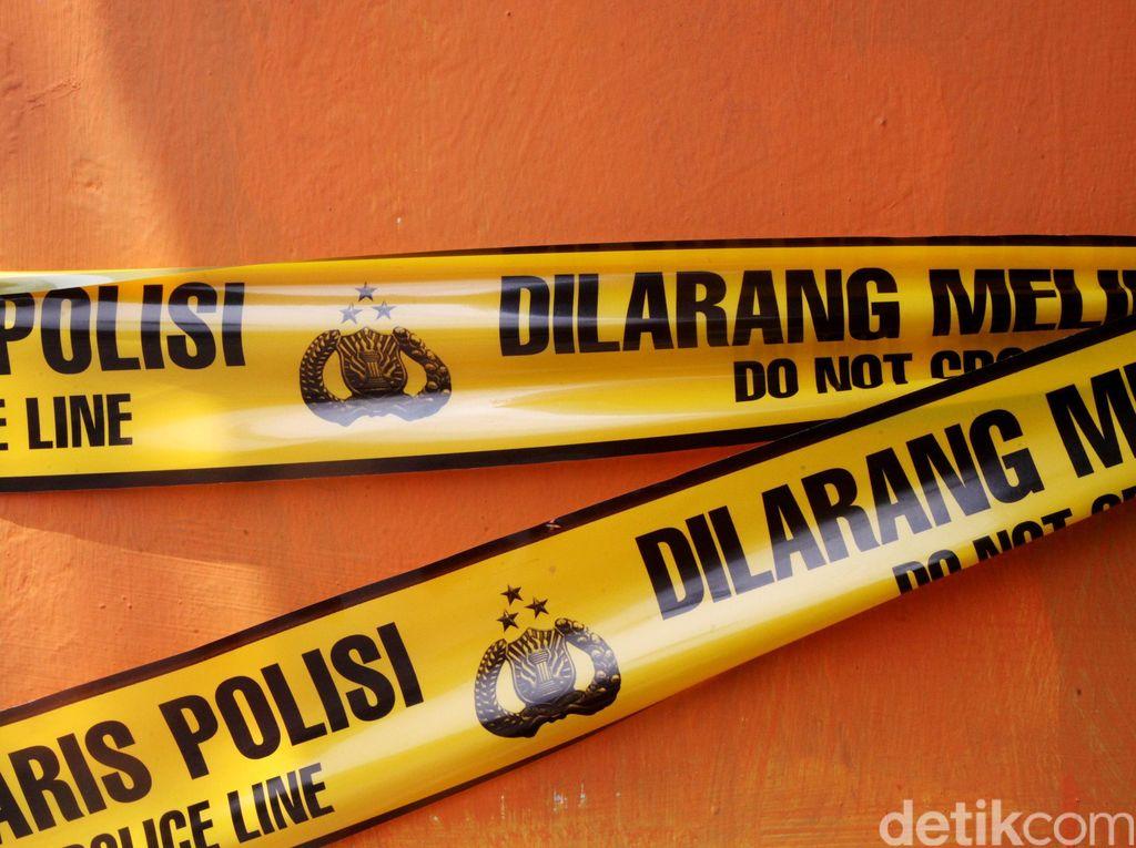 Bule Tewas di Atas Motor di Denpasar Bali, Dievakuasi Petugas Ber-Hazmat