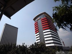 Jakarta PSBB Ketat, KPK Batasi Pegawai Masuk Kantor 25%