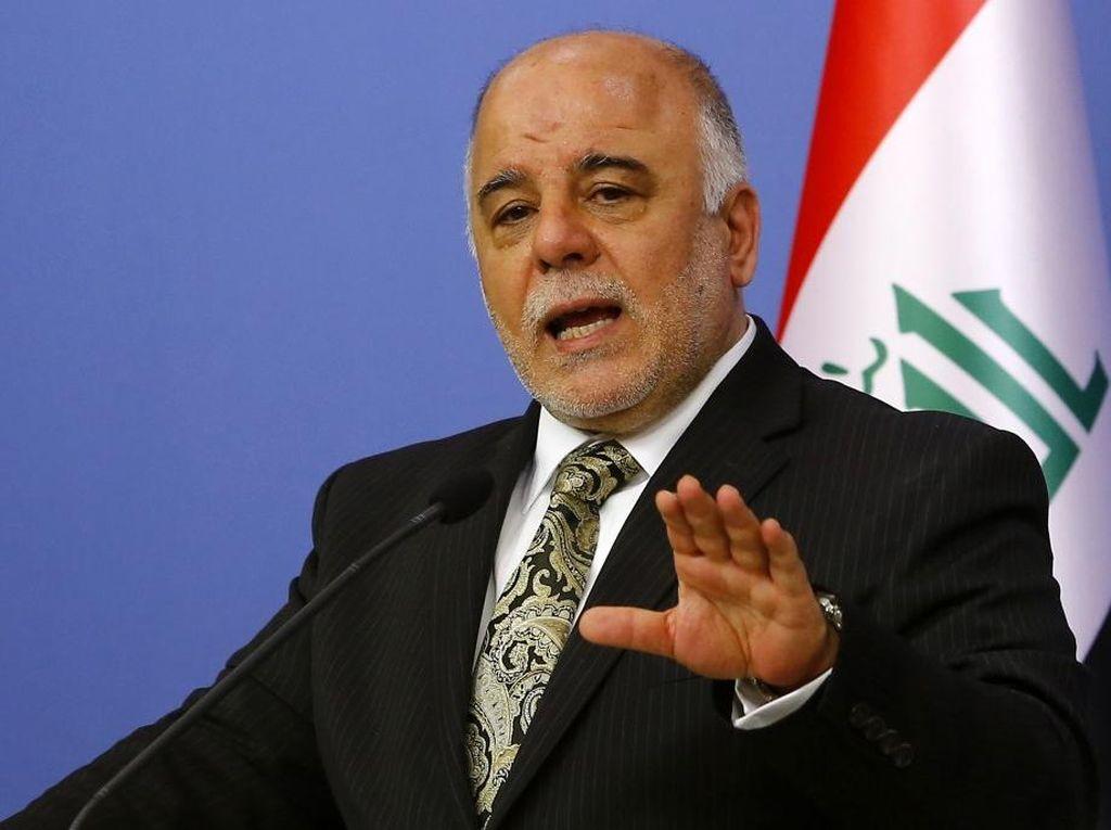 2 Kelompok Parlemen Irak Desak PM Abadi Mundur