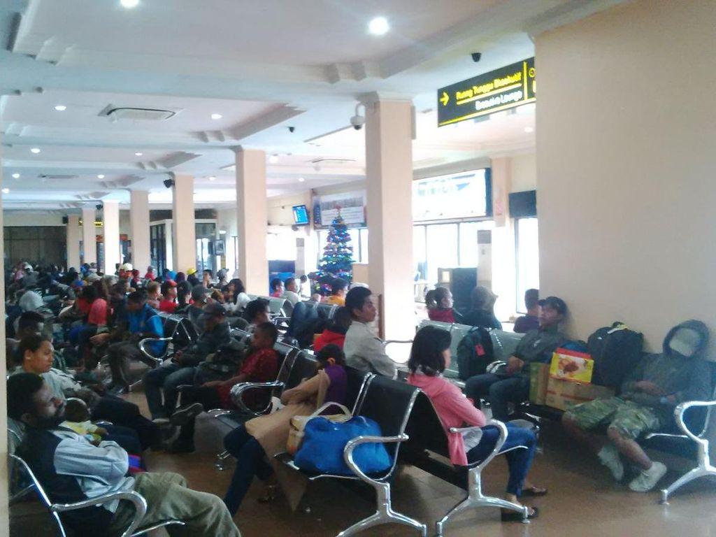 Bandara Sentani Mau Jadi Hub Penerbangan Pasifik
