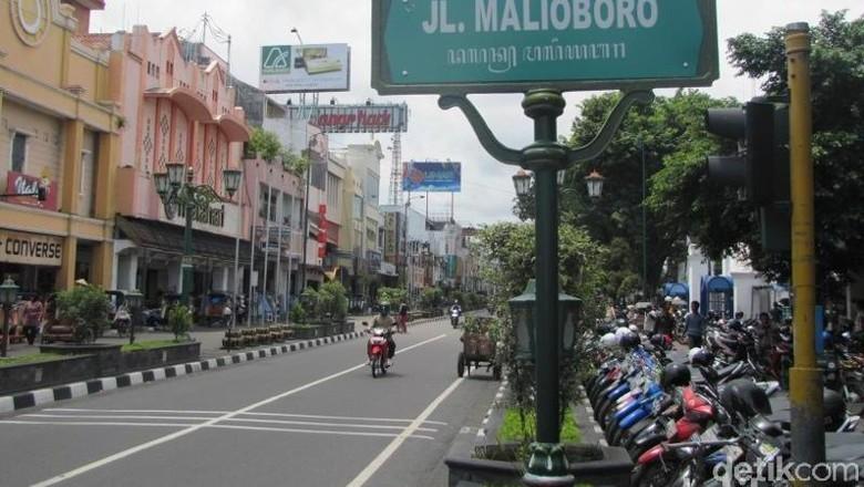 Mailoboro, daerah wisata belanja yang asyik di Yogya (Fitraya/detikTravel)