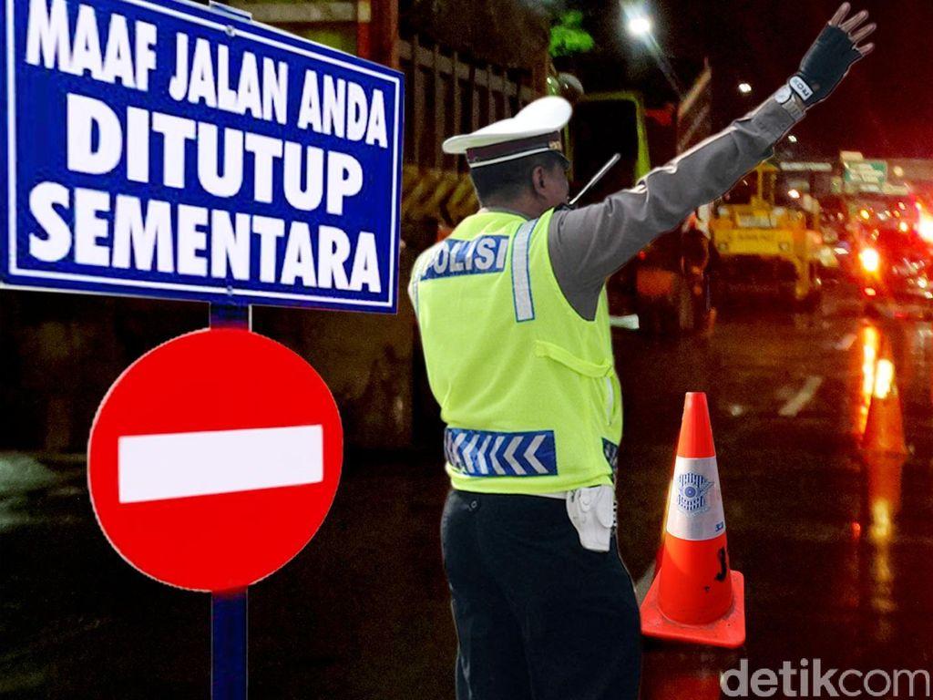 Dear Pengendara, Sistem Satu Arah di Melawai Berlaku 1 November
