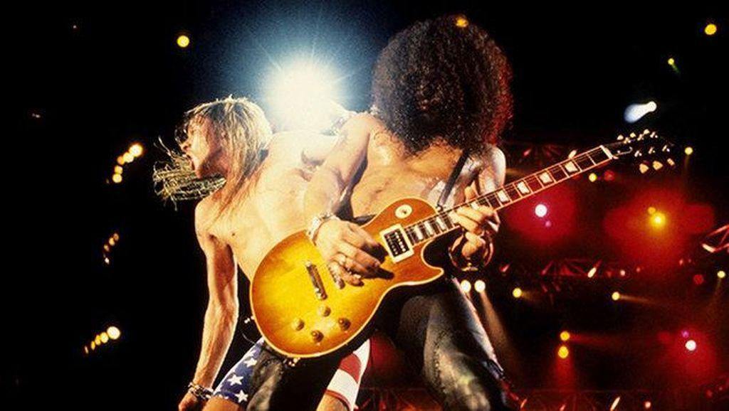 Axl Rose dan Slash Reunian untuk Guns N Roses di Coachella 2016?