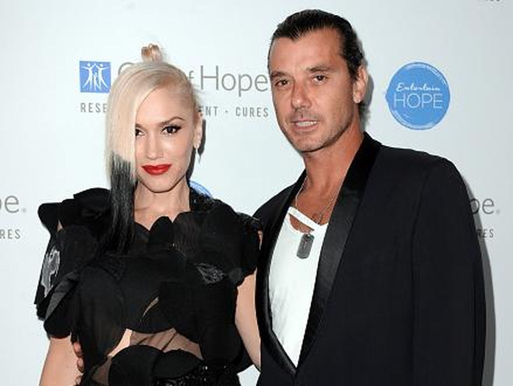 Eks Suami Gwen Stefani Tak Suka Lihat Kedekatan Anak dengan Blake Shelton