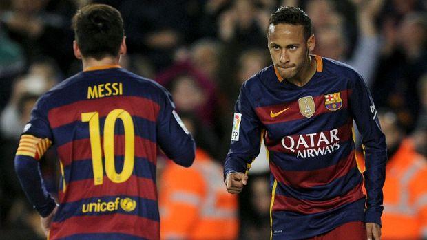 Neymar bakal kembali bekerja sama dengan Neymar.