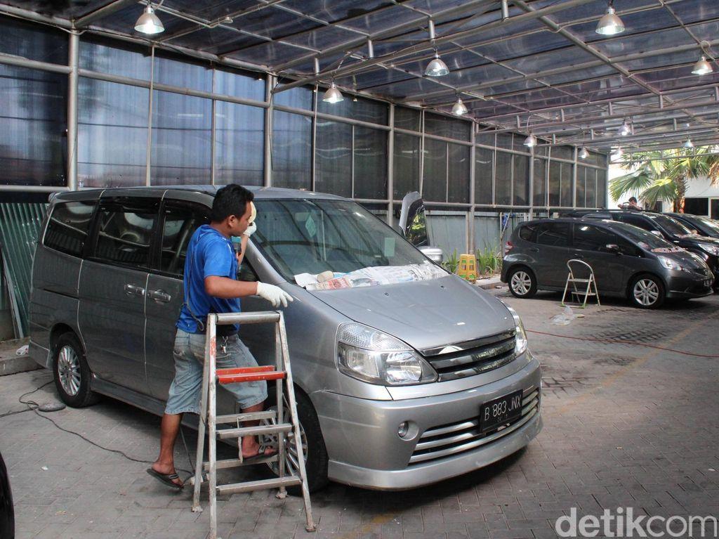 Musim Hujan, Jangan Malas Cuci Mobil