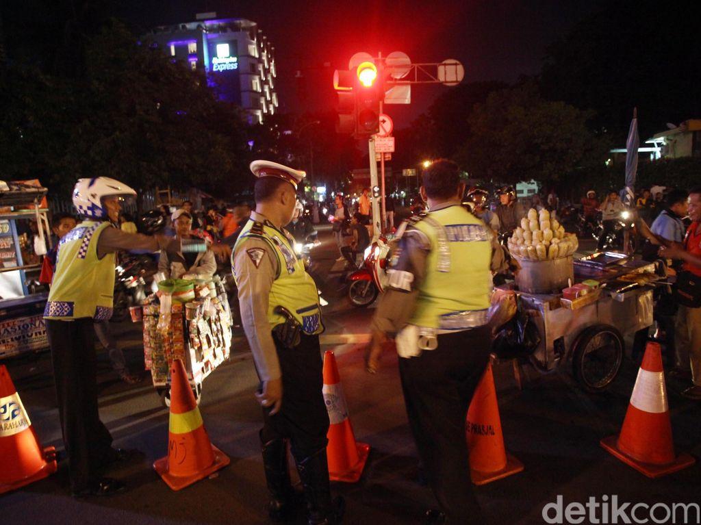 Car Free Night Bekasi Batal, Jalan Ahmad Yani Buka Seperti Biasa