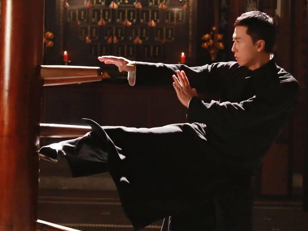 Demonstran Hong Kong Boikot Ip Man 4: The Finale