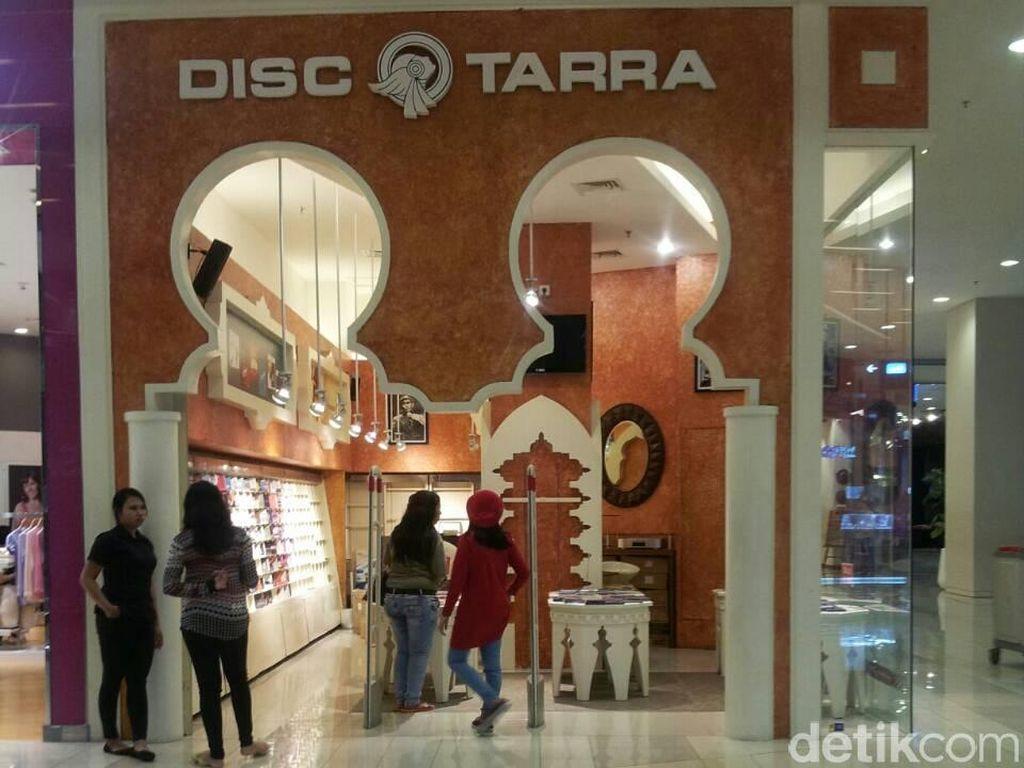 Terungkap! Disc Tarra Tutup Bukan karena Kalah Saing, Tapi...